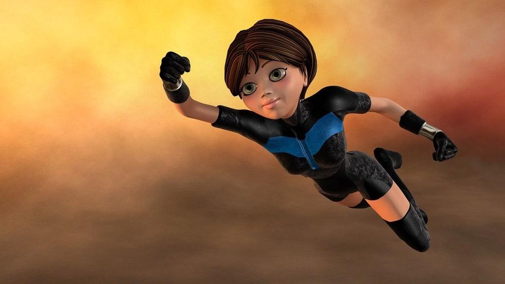 L'univers des enfants est rempli de jeux, de héros et d'imaginaire